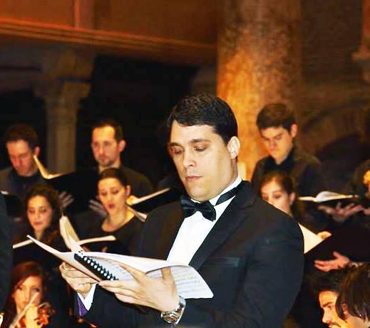 Concerto de Música Antiga - Catedral de Modena, Itália - Maio 2014